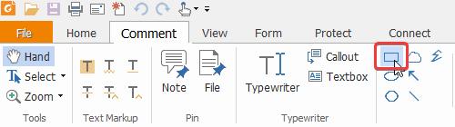 Как закрасить неверный символ в PDF документе.