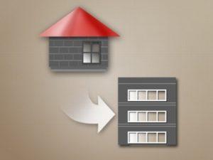 Когда можно сделать перевод помещения из нежилого фонда в жилой