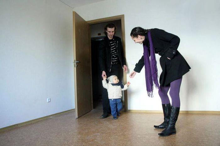 Безвозмездные денежные выплаты в размере 700 000 руб молодым семьям