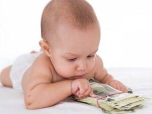 Безвозмездные выплаты молодым семьям при рождении ребенка