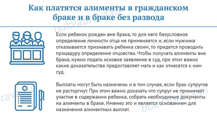 kak-platyatsya-alimenty-v-grazhdanskom-brake-i-v-brake-bez-razvoda