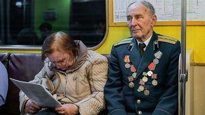 Отмена льгот на проезд в метро для пенсионеров в Москве
