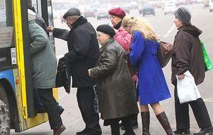 Льготы пенсионерам СПБ на проезд в общественном транспорте