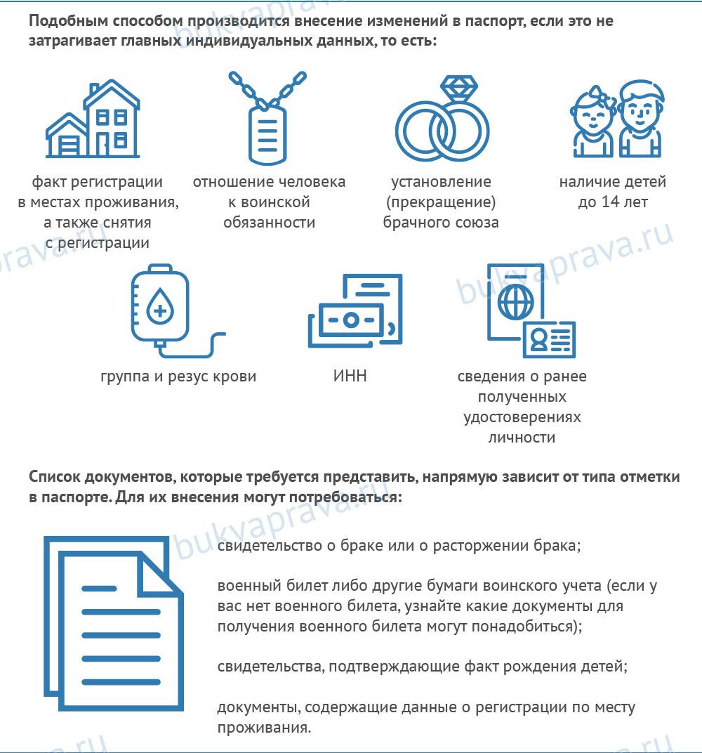 izmenenie-lichnyh-svedenij-metodom-prostavleniya-otmetok-v-pasporte