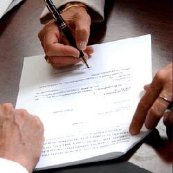 Составление заявления о регистрации по месту жительства