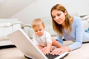 Порядок расчета декретных, пособия по уходу за ребенком