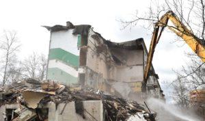 Сроки сноса и переселения домов по программе реновации