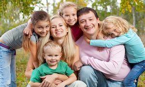 Законы РФ о многодетных семьях