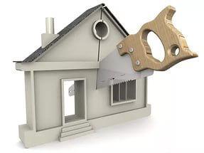 Выделение доли в натуре - это переход части имущества в полное распоряжение его владельца