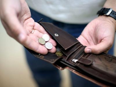 Задержка в выплате заработной платы