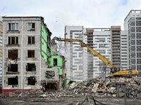 какие дома попадают под реновацию в москве