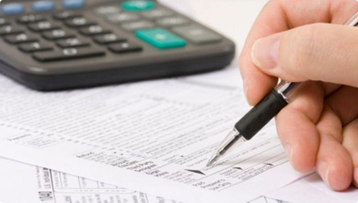 Декларация 3 НДФЛ для получения стандартного налогового вычета