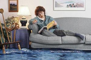 Порядок действий при потопе