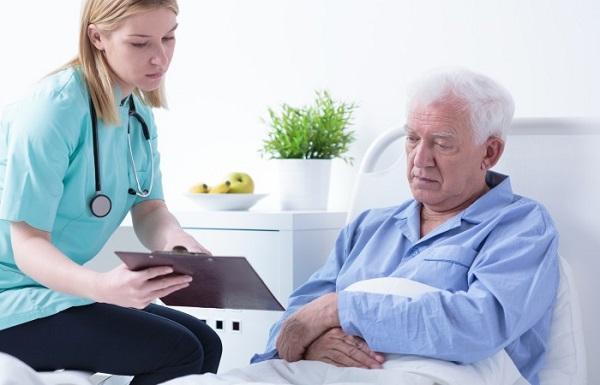 После установления группы пациента знакомят со всеми нюансами