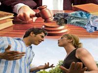 Раздел имущества при разводе в гражданском браке