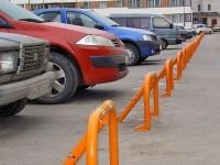 парковка автомобилей на придомовой территории многоквартирного дома