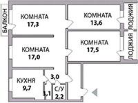 проект перепланировки квартиры для согласования