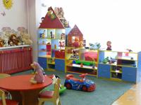 Обмен местами в детском саду