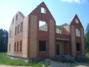 Начисление налогов при продаже недостроенного дома