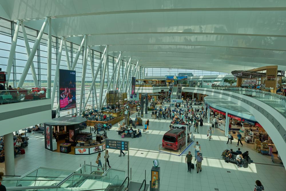 Международный аэропорт имени Ференца Листа