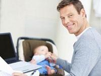 Можно ли прописать ребенка к отцу