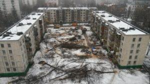 Ответственность за намеренное ухудшение жилищных условий