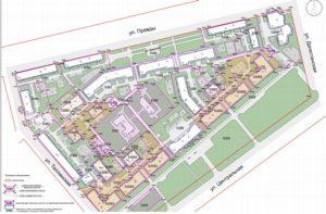 Межевой план квартала, оформление права собственности