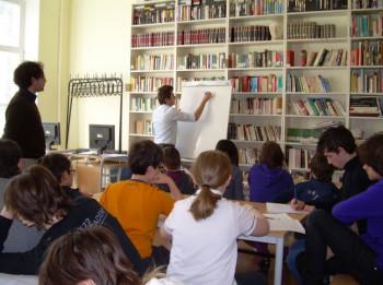 средняя школа в Италии