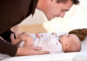 Свидетельство об отцовтстве