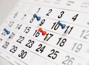 Процедура временной регистрации и сроки