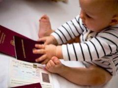 Регистрация по месту жительства новорожденного ребенка