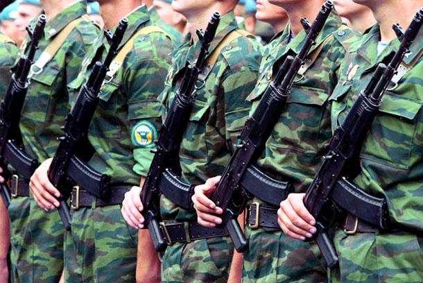 Армия России в 2018 году