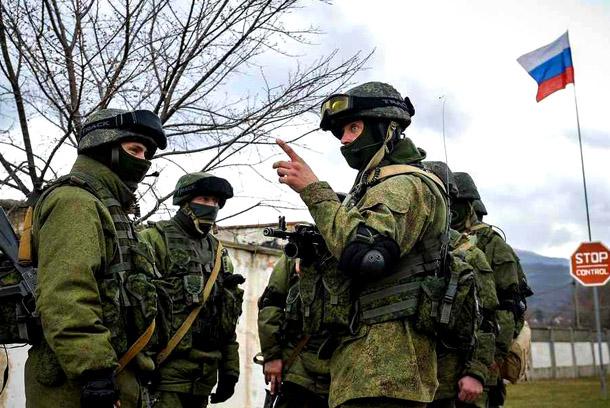 Армия России в Крыму 2018