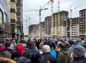 Законы РФ о банкротстве застройщика долевого строительства