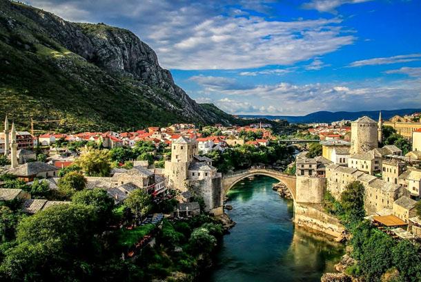 Нужна ли виза россиянам для поездки в Боснию и Герцеговину