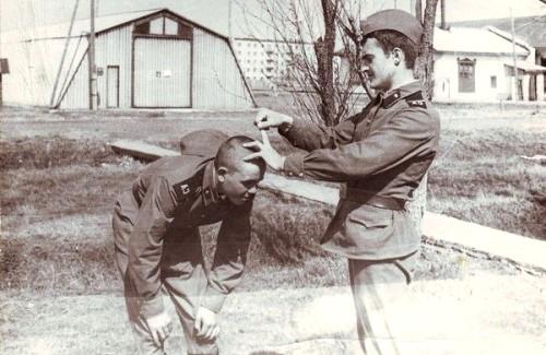 Дедовщина в армии