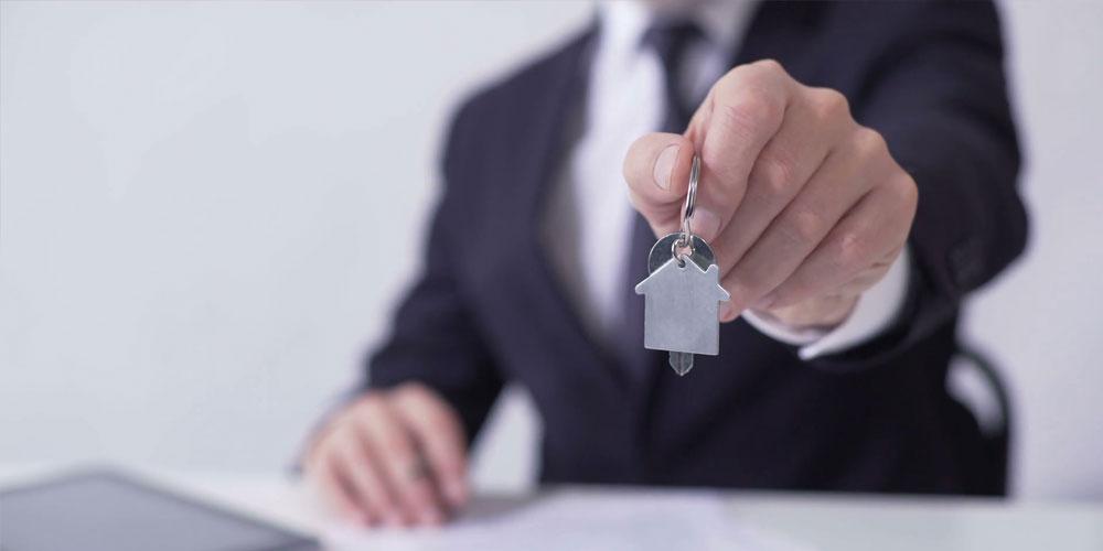 передача ключа от квартиры