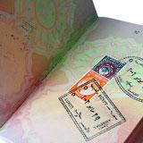 список документов на визу в чехию