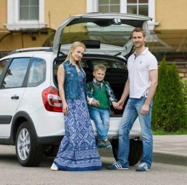 Госавтокредит «Семейный автомобиль»