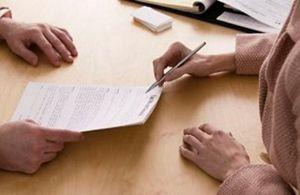 Подача пакета документов нотариусу на наследство