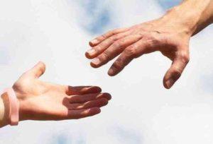 Социальная помощь в натуральном выражении