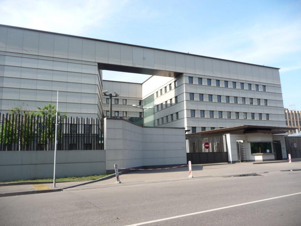 Посольство Японии в Москве