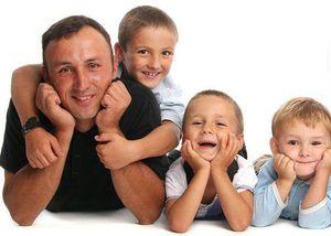 Льготы многодетным отцам в Москве