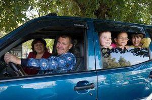 Льготы на транспортный налог для многодетных семей