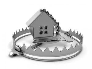 Продажа жильяс обременением