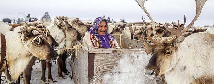 Северная пенсия для коренных народов в 2018