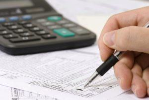 Пересчет налогов