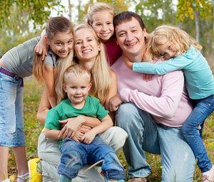 Правила оформления помощи многодетным семьям