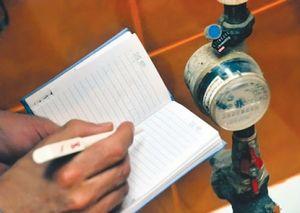 Стоимость проверки счетчика воды дома без снятия