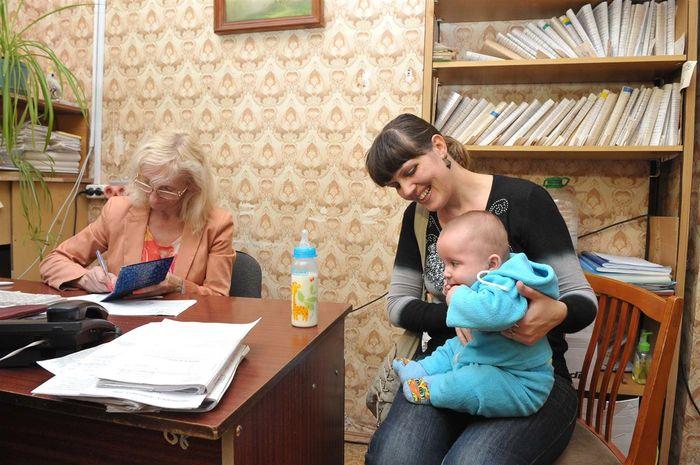 Порядок оформления пособия для малоимущих семей